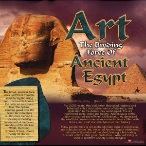 art of ancient egypt activity packet