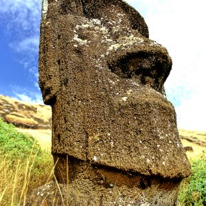 easter island activty packet
